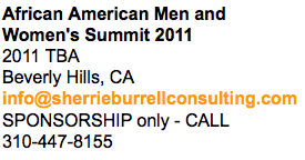 African American Men and Women Summit 2011