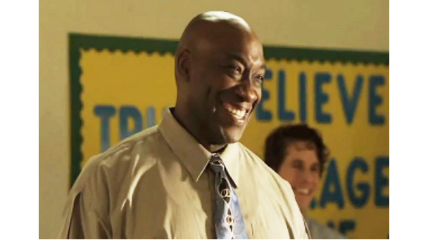 Michael Clarke Duncan Mr. Hollis In the Hive