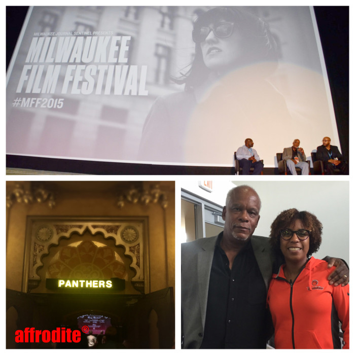 Stanley Nelson Affrodite collage Milwaukee Film Festival